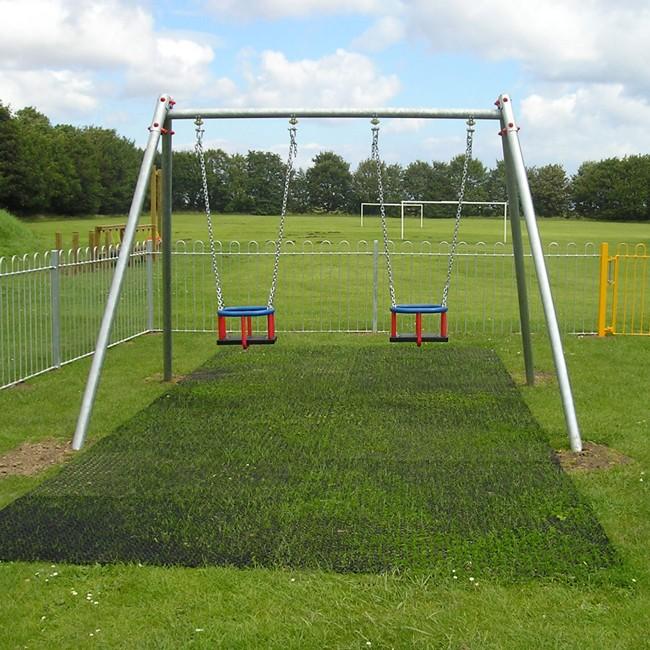 grassmats swings